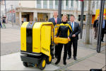 Postrobot bij Deutsche Post